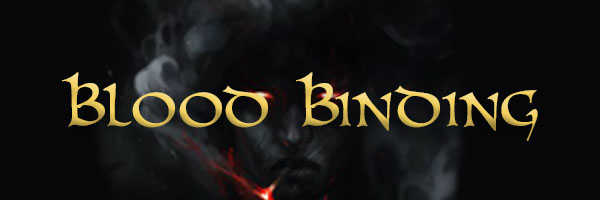 konjurasi spirit blood binding